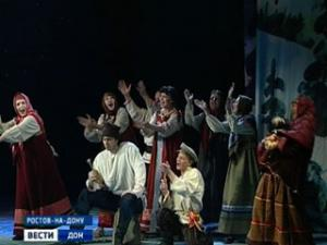 Очередную премьеру дает Ростовский молодежный театр
