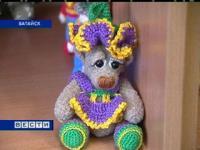Поделки воспитанников одного из детских домов Ростовской области продают через Интернет