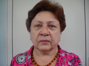 Претендентка Татьяна Скляренко