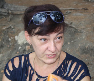Претендентка Татьяна Андреева