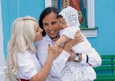 Александр Ревва во второй раз стал отцом