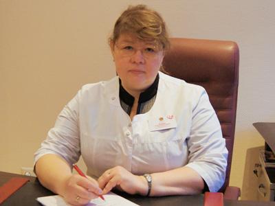 Балабас Елена Ювинальевна