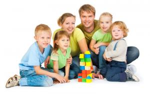 Многодетные семьи смогут получить квартиру