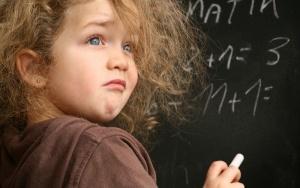 Проблемы с математикой достаются от родителей