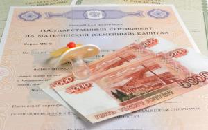Родители смогут получить из маткапитала 20 тысяч рублей