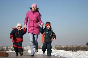 Включенный в стаж отпуск по уходу за детьми может вырасти