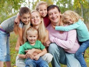 Международный день семьи отмечается в России