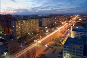Ростов попал в десятку лучших городов России