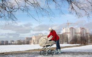 Отпуск по уходу за ребенком увеличен до 4,5 лет