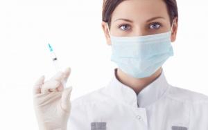 Детей начали прививать от пневмококковой инфекции