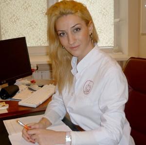 Манукян Агата Гургеновна