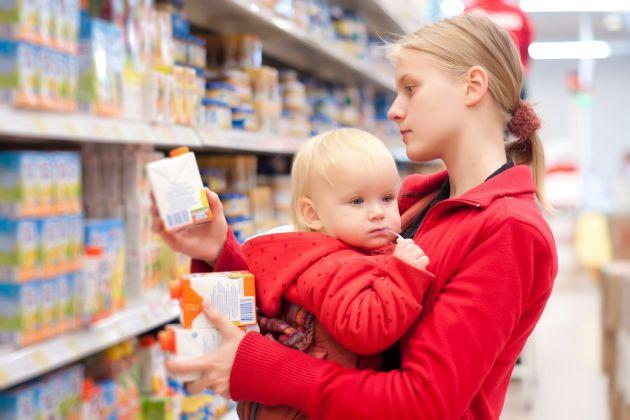 Не прошло и полугода, или как выбрать детское питание?