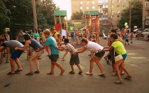 В Ростове заработал проект «Выходи играть»