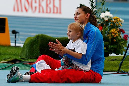 Олимпийская чемпионка из Белой Калитвы - умница, красавица, мама...
