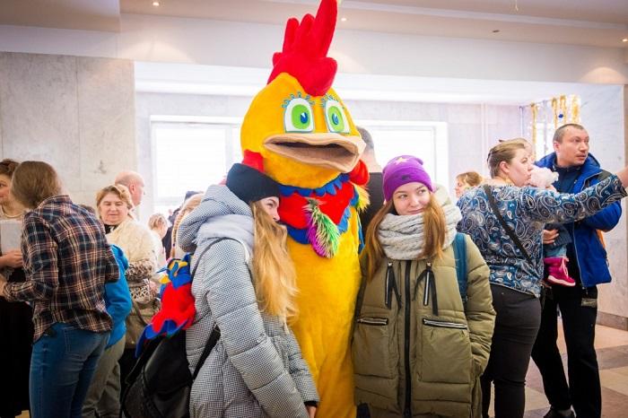 Много радости детям Подольска доставили волшебники компании TOY.RU