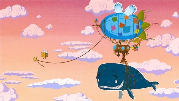 Откуда у слона, кота, лошади и других зверей крылья?