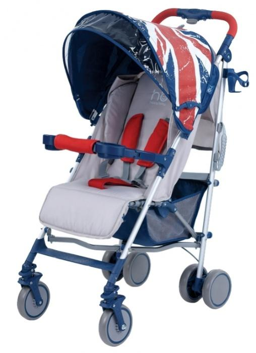 Прогулочная коляска Happy Baby