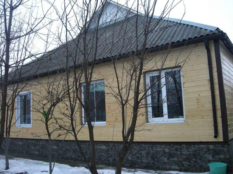 продам дом в Ростовской обл. Мокрый Батай. 22 км до Ростова. 2 750 000 р.