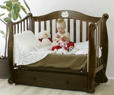 кроватка Валерия С 707 (Красная звезда, Можга)