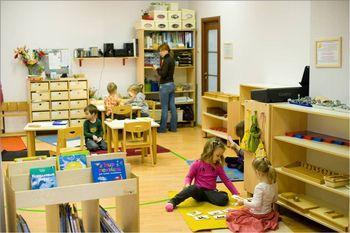 Методика Марии Монтессори активно используется в Клубе детского развития