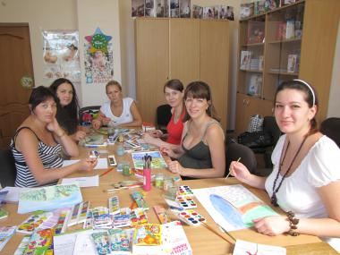 Школа для беременных (ГБУ Ростовской области «Областной центр планирования семьи и репродукции человека»)