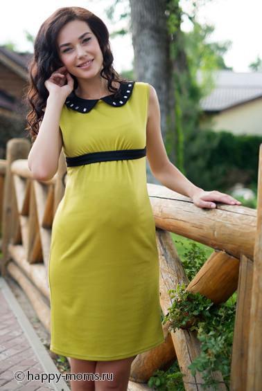 Новая коллекция одежды для беременных «Happy Moms»
