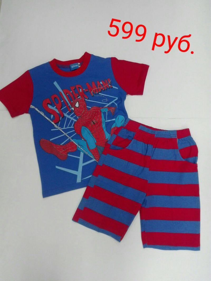 Яркие и удобные костюмчики Disney для мальчиков и девочек со скидкой!