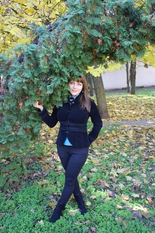 Претендентка Анна Ярославцева