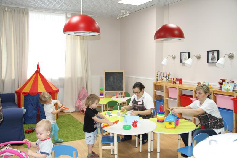 Детский сад полного дня