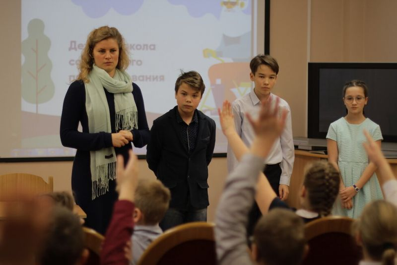 Провести лето с пользой позвали школьников Ростовской области