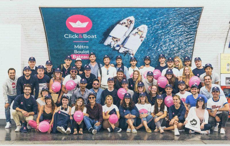 Онлайн платформа по аренде лодок Click&Boat приобретает Nautal, своего главного европейского конкурента
