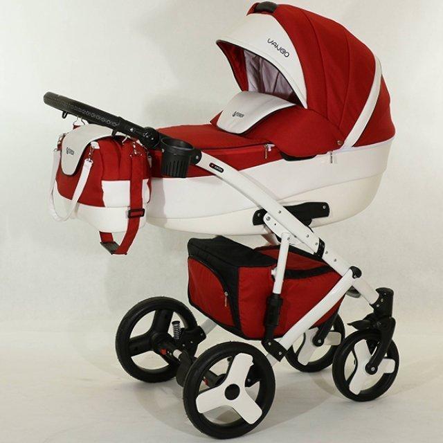 Супер стильная, модная и технологичная коляска 2в1 Verdi Vango