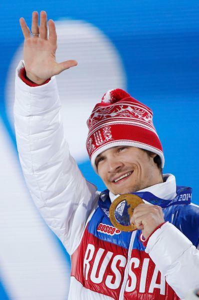 Вик Уайлд - двукратный олимпийский чемпион в сноуборде.