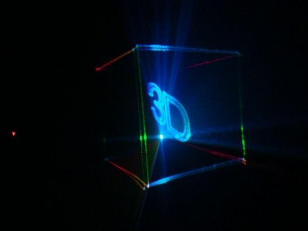 Пользователи MamaDona.Ru получают скидку на Новогоднее шоу 3D Lazer