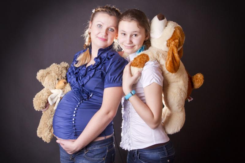 Фотосессия беременных в Ростове-на-Дону