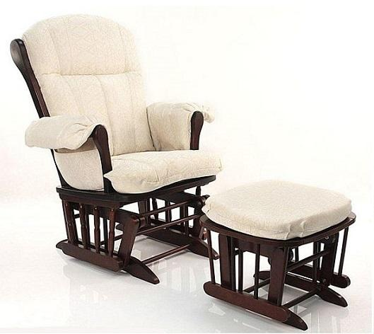 кресло качалка для мамы GC75 Deluxe (Tutti Bambini)