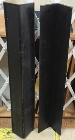 Демпфер угловой резиновый  от производителя