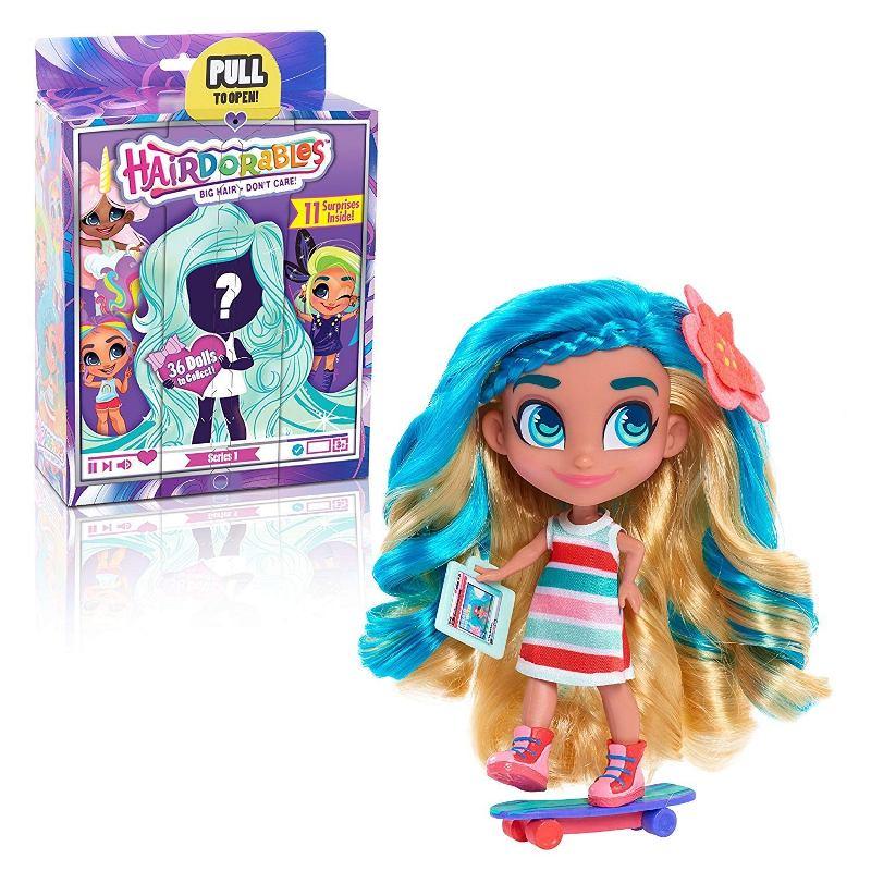 Кукла Hairdorables Surprise 1 серия