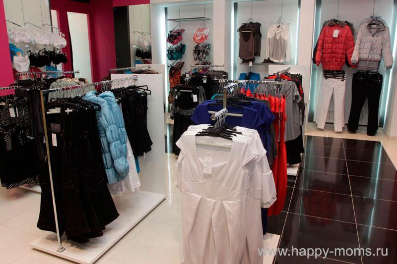 Магазин для будущих мам «Happy Moms»,  в Ростове-на-Дону.