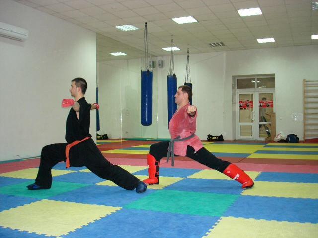 Индивидуальные тренировки 2012