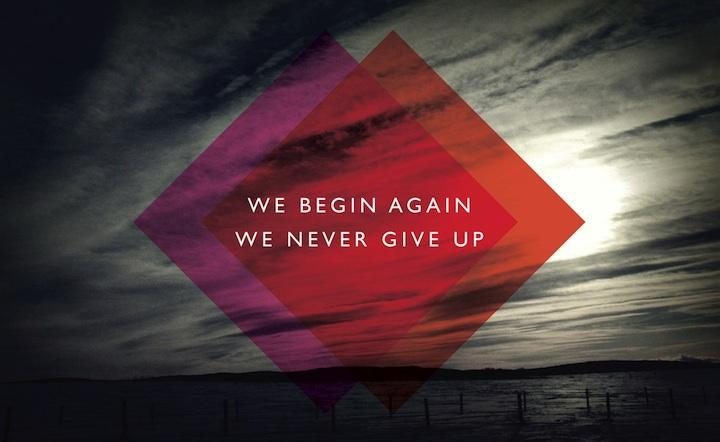 Begin again или Хоть раз в жизни
