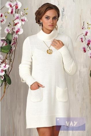 Про белый зимний свитер накануне весны. Продолжение