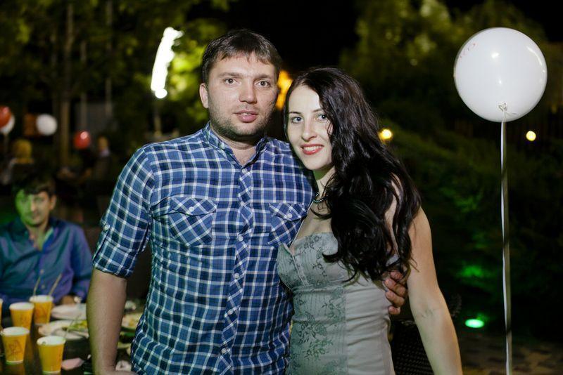 Максим и Татьяна Пинчуковы