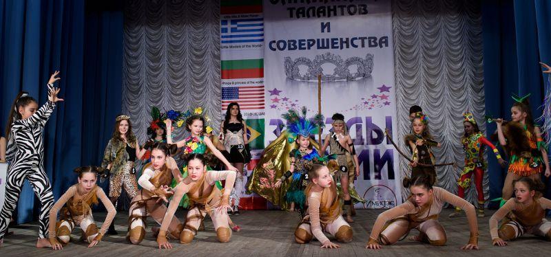 Олимпиада талантов открыла новые имена