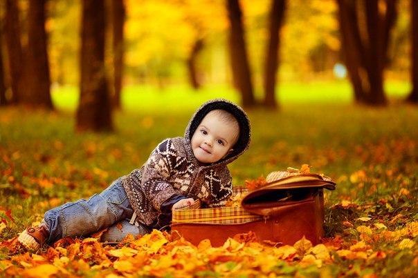 Осень красивая пора!!