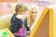 Благотворители организовали для детей с ДЦП День искусств