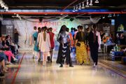Изыски фестиваля моды «Золотая молния 2017»