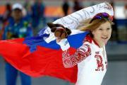 Конькобежка Ольга Фаткулина стала обладательницей серебряной медали.