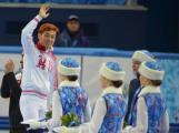 Виктор Ан завоевал три золотых и одну бронзовую медаль в шорт-реке.