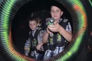 Кибертаг - лазерный бой